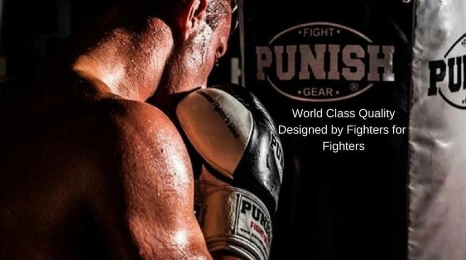 Punish Fight Gear picture